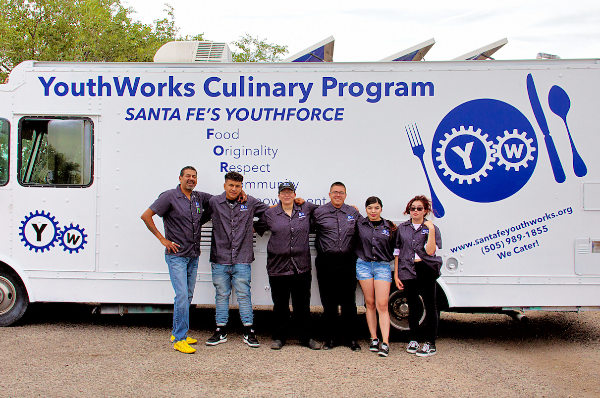 About YouthWorks Catering | YouthWorks